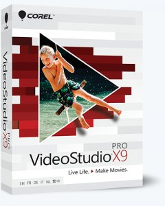 Corel VideoStudio Pro X9 19.2.0.4 SP2 + Content Pack [Multi/Ru]