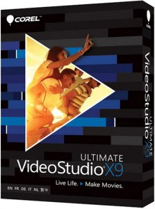 Corel VideoStudio Ultimate X9 19.2.0.4 SP2 + StandardContent + Bonus [Multi/Ru]