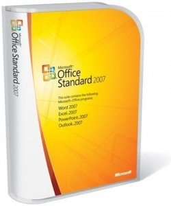 Microsoft Office 2007 Standard SP3 12.0.6743.5000 RePack by KpoJIuK (2016.04) [Ru]