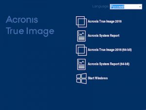 Acronis True Image 2016 19.0.6559 BootCD [Multi/Ru]