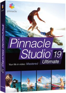 Pinnacle Studio Ultimate 19.5.0 + Bonus Content [Multi/Ru]