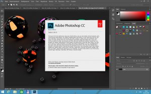 Adobe Photoshop CC 2015.1.2 (20160113.r.355) RePack by D!akov (12.06.2016)