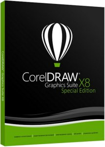 CorelDRAW Graphics Suite X8 18.0.0.448 Special Edition RePack by -{A.L.E.X.}-