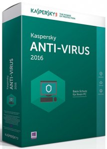 Kaspersky Anti-Virus 2016 16.0.1.445 (c) MR1 Final [En]