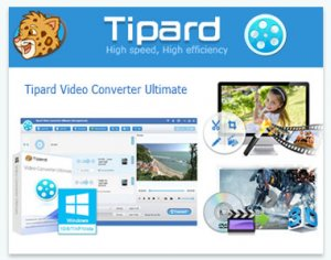 Tipard Video Converter Ultimate 9.0.22 [Multi/Ru]