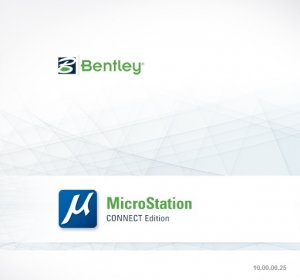 Bentley MicroStation CONNECT Edition 10.00.00.25 [En]