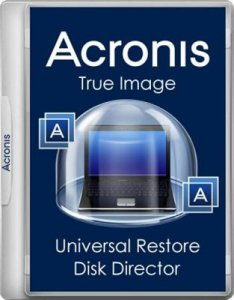 Acronis True Image 19.0.6571 / Universal Restore 11.5.40028 / Disk Director 12.0.3270 (x86/x64/UEFI)