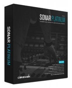 Cakewalk SONAR Platinum 22.5.0 Build 45 (2016.05) [En]