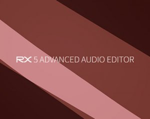 iZotope RX 5 Advanced Audio Editor 5.01.184