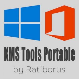 KMS Tools Portable 18.06.2016 by Ratiborus