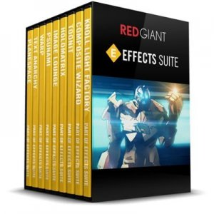 Red Giant Effects Suite 11.1.9 [En]