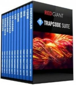 Red Giant Trapcode Suite 13.0.3 [En]