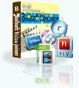 Boilsoft Video Joiner 8.01.1 RePack & Portable by 9649 [Ru/En]