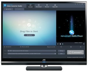 Apowersoft Video Converter Studio 4.5.1 [Multi/Ru]