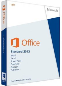 Microsoft Office 2013 SP1 Standard 15.0.4841.1000 RePack by KpoJIuK