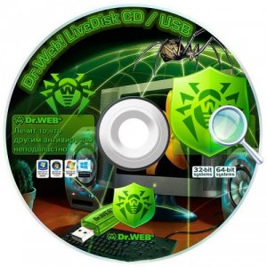 Dr.Web LiveDisk CD/USB 9.0.0 (20.07.2016) [Multi/Ru]