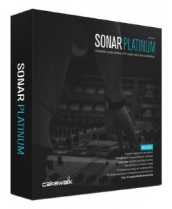 Cakewalk SONAR Platinum 22.7.0 Build 41 (2016.07) [Ru/En]