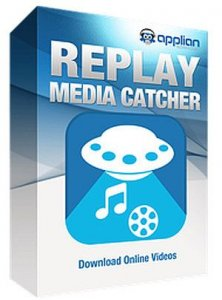 Replay Media Catcher 6.0.1.36 [En]
