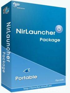 NirLauncher Package 1.19.96 Portable [Ru/En]
