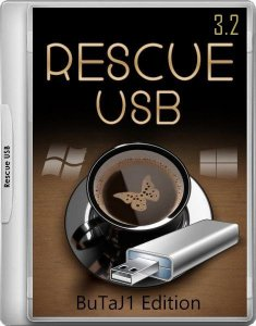 Rescue USB 16 Gb (BuTaJ1 Edition) 3.2 [Ru]