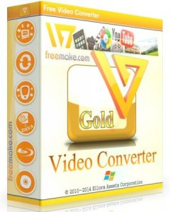 Freemake Video Converter 4.1.9.32 RePack by CUTA [Multi/Ru]