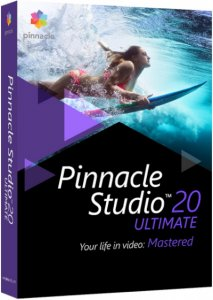 Pinnacle Studio Ultimate 20.0.1.109 (x64) RePack by PooShock