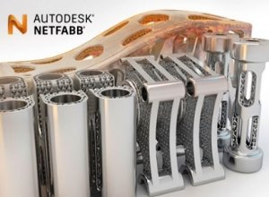 Autodesk Netfabb Premium Edition 2017 build 115 [Multi/Ru]