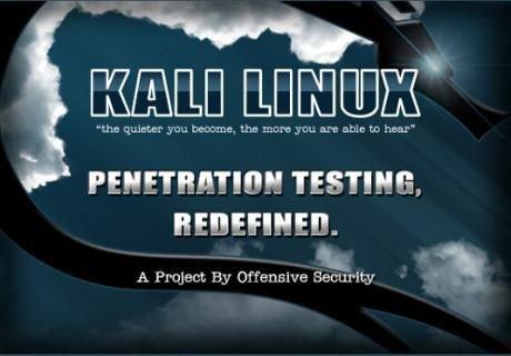 Kali Linux 2016.2 (ex. BackTrack) [i386] 2xDVD, 2xArm*Img Аудит безопасности, хакинг.