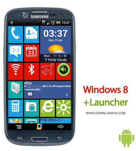 Windows Phone Launcher PACK for Android - Сборник рабочих столов для Androida (20-09)