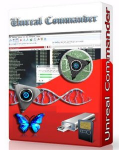 Unreal Commander 3.57 alpha 13 Build 1163 + Portable