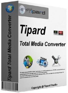Tipard Total Media Converter 8.1.6 + & Portable / RePack by TryRooM