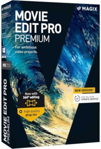 MAGIX Movie Edit Pro 2017 Premium 16.0.1.22 / RePack by PooShock