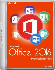 Microsoft Office 2016 Professional Plus + Visio Pro + Project Pro 16.0.4432.1000 RePack by KpoJIuK