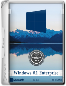 Windows 8.1 Enterprise / by SLO94 v.23.09.16 / ~rus~