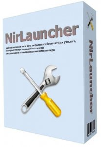 NirLauncher Package 1.19.104 Portable / ~rus-eng~