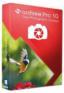ACDSee Pro 10 Build 625 RePack by KpoJIuK