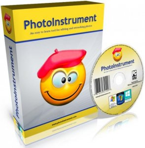 PhotoInstrument 7.5 Build 888 (2016) PC | Portable / rus-eng