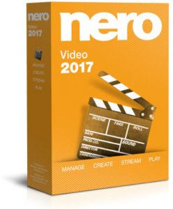 Nero Video 2017 18.0.00900 Retail