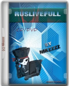 RusLiveFull by NIKZZZZ CD/DVD / 2016 10 11