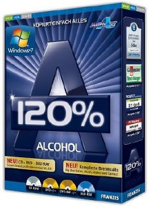 Alcohol 52% 2.0.3.9326 Free Edition / RePack by KpoJIuK
