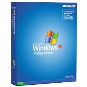 Microsoft Windows® XP Professional SP3 RETAIL Plus v1 / ~rus-eng~