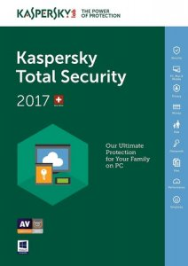 Kaspersky Total Security 2017 17.0.0.611 (b) Final