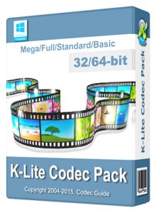 K-Lite Codec Pack 12.5.0 Mega/Full/Standard/Basic + Update