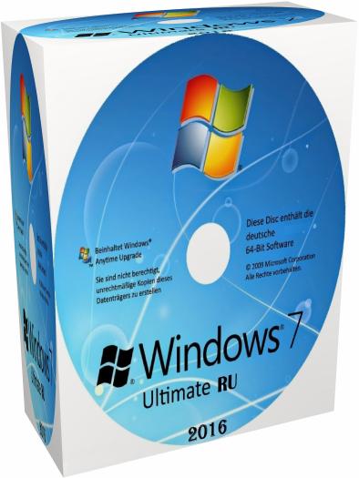 Windows 7 SP1 x64 by Gorn (16.11.2016) [Ru]