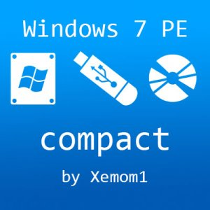 Windows 7 PE x86 compact by Xemom1 31.10.16 [Ru]