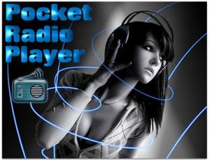 Pocket Radio Player 161030 Portable