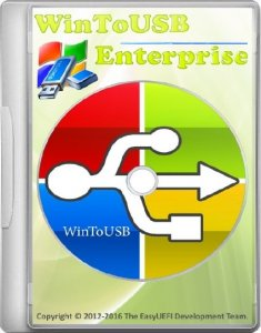 WinToUSB Enterprise 3.2 Release 2 / ~multi-rus~