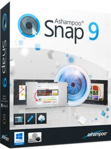 Ashampoo Snap 9.0.3 RePack (& Portable) by TryRooM