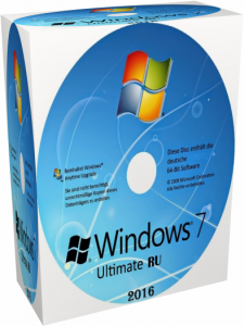 Windows 7 SP1 x64 by Gorn (16.11.2016) [Ru]