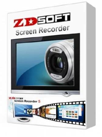 ZD Soft Screen Recorder 10.2.2 + Portable / RePack by KpoJIuK
